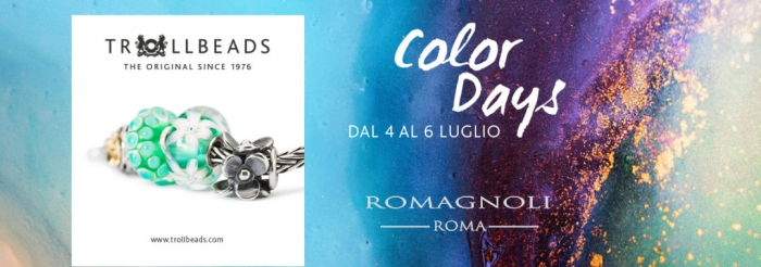 Color Days Trollbeads 2019